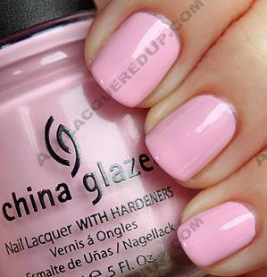 China Glaze Something Sweet