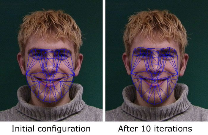 Is there C++ API for Delaunay triangulation in OpenCV