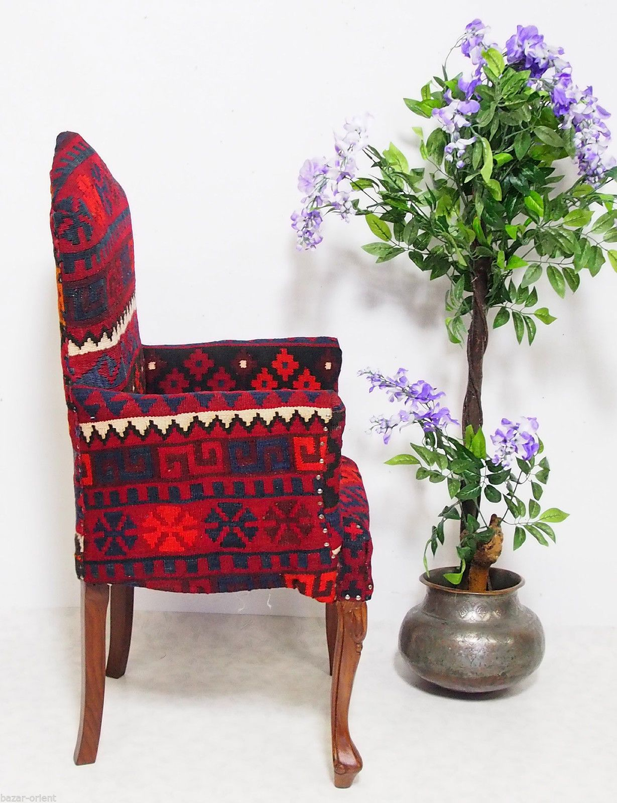 orient kelim stuhl Polsterstuhl Sessel sofa couch kilim chair from
