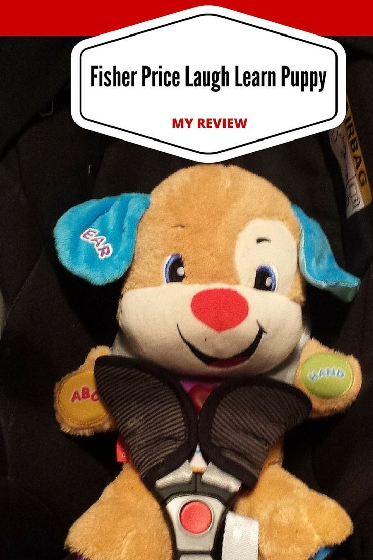 Fisher Price Laugh Learn Love Play Puppy In 2017 Best Toddler Toys