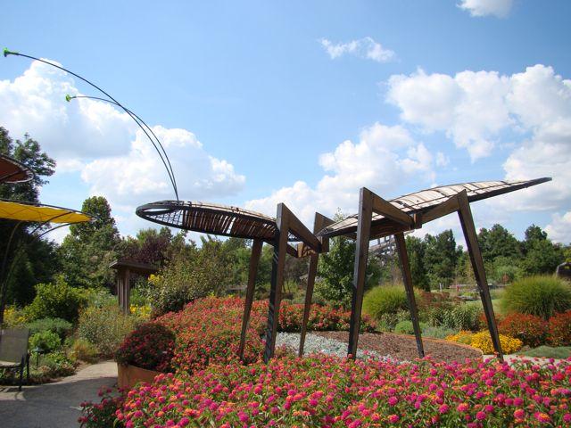 Bot Garden Of The Ozarks Fayetteville Arkansas Great Gardens I 39 Ve Visited Pinterest