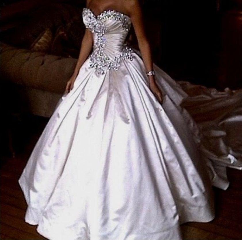 Pnina Tornai Wedding Dresses 2019: Pnina Tornai 4019 Picture #5
