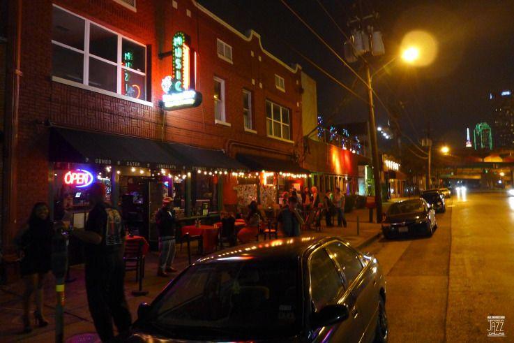 Jazz around town free man cajun cafe lounge funky