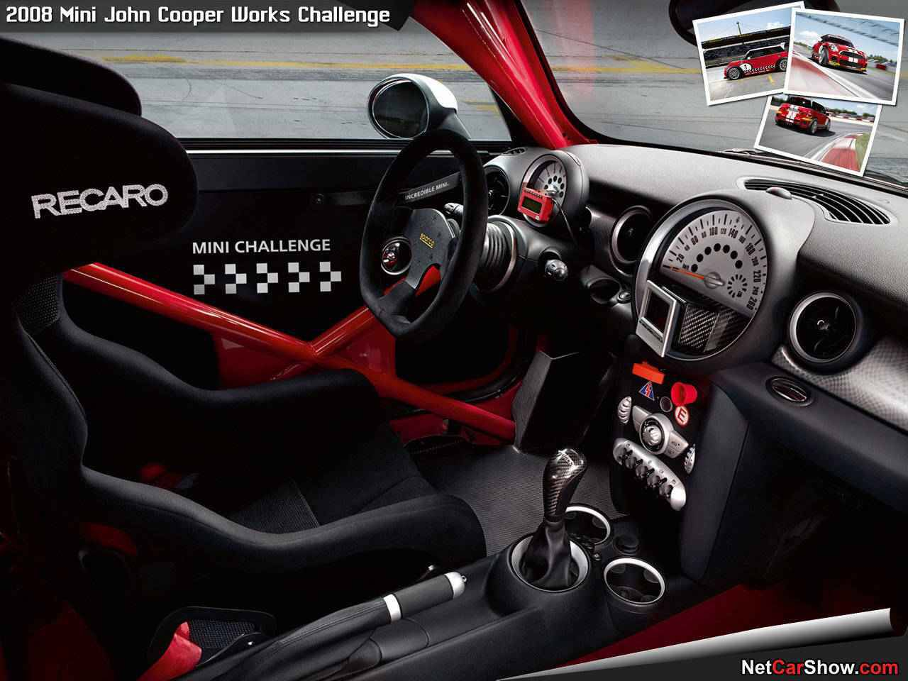 2008 Mini Cooper Jcw Interior