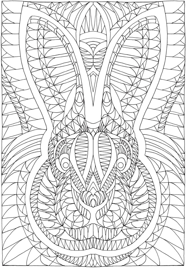 Welcome to Dover Publications - CH Insanely Intricate ...