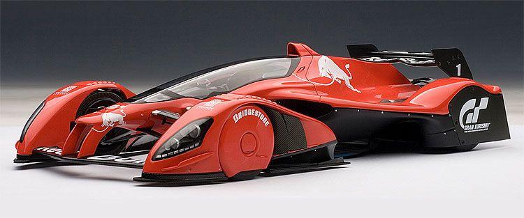 Autoart Red Bull Racing Prototype Sebastian Vettel