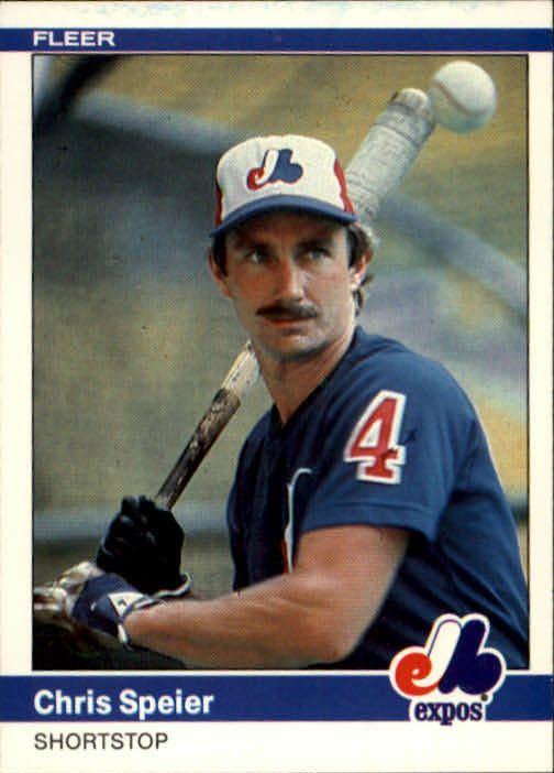 099 1984 Fleer Baseball Card Pick 288 563 Ebay