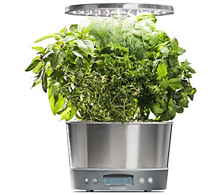 Aerogarden Harvest Elite 360 Gardensystem — Qvc Com 400 x 300