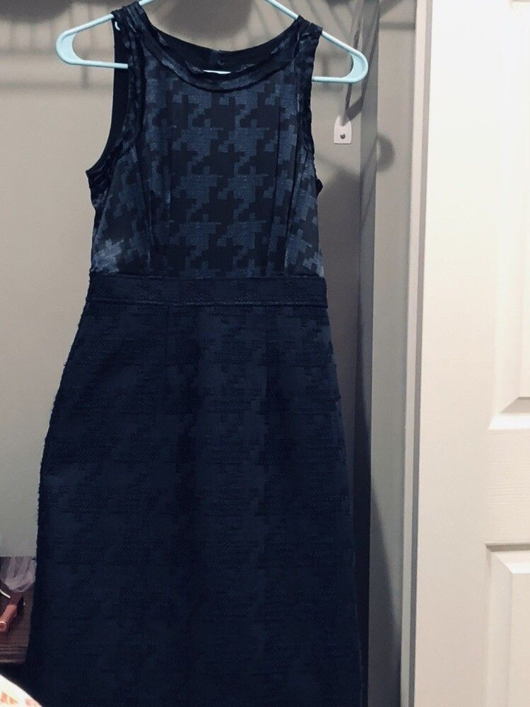 3dd56e6f892 Banana Republic Mad Men Size 0 Dress Navy Work To Evening  fashion   clothing  shoes  accessories  womensclothing  dresses (ebay link)