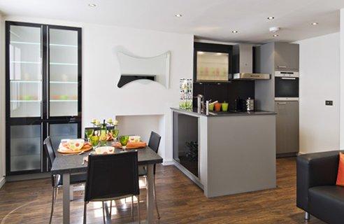 10 comedores para apartamentos peque os decoraci n for Ideas para apartamentos pequenos
