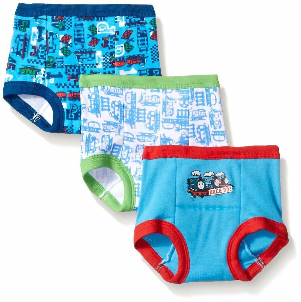 Nickelodeon Boys/' Paw Patrol Boy 3pk Training Pant Assorted Paw Patrol 2T