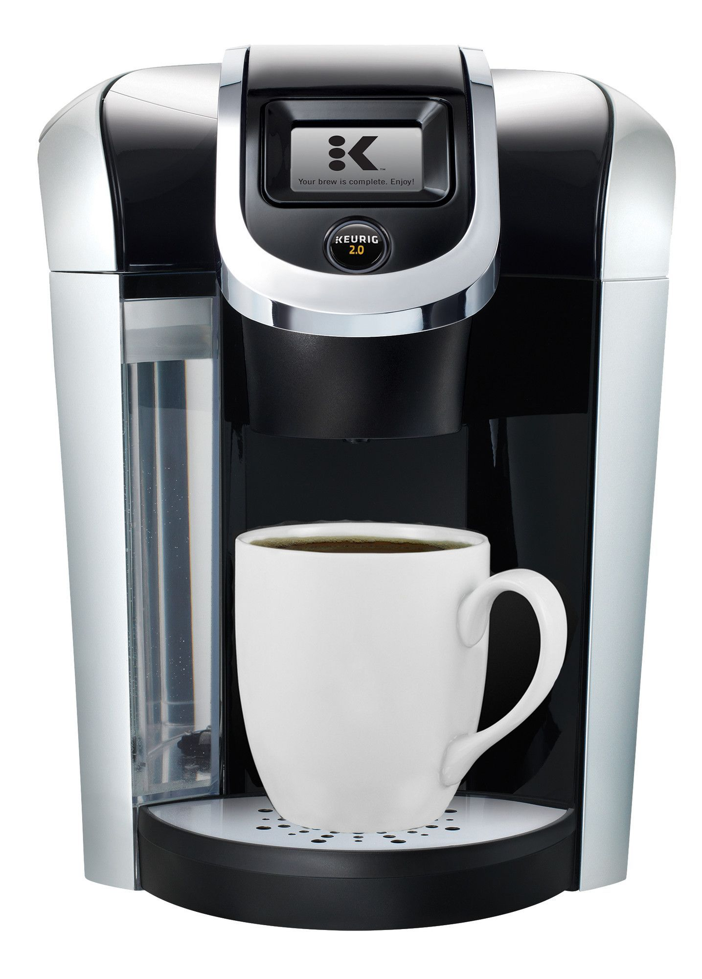 Keurig K475, Single Serve KCup Pod Coffee Maker