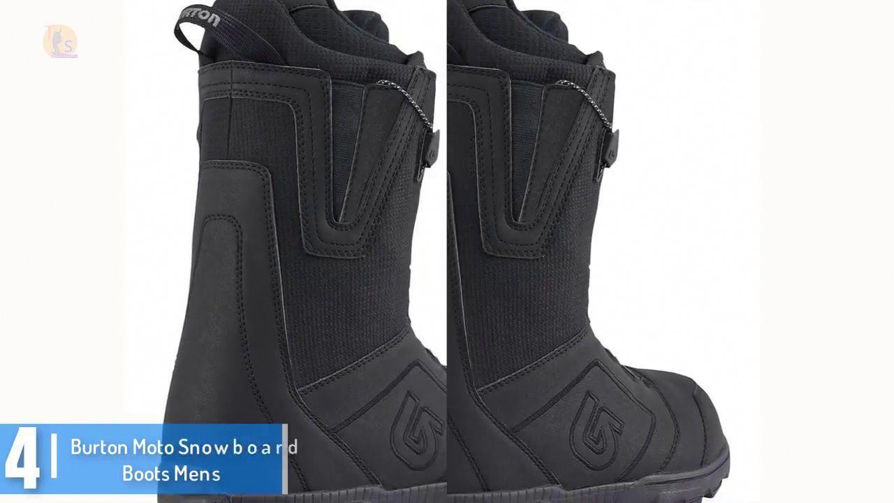 819e5b430bf Burton Snowboard Boots