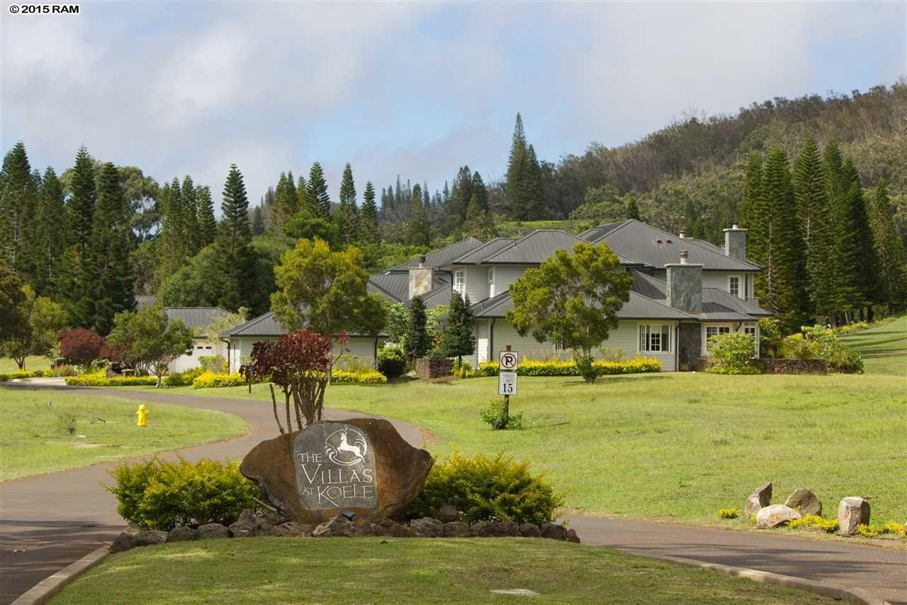 50 Kukui Unit 15D, Lanai City , 96763 Villas At Koele I MLS# 366253 Hawaii for sale - American Dream Realty