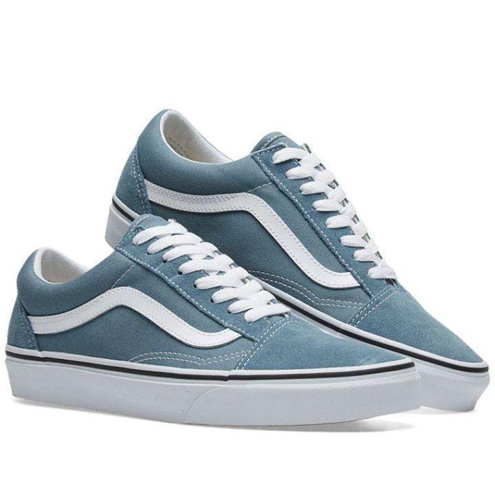 vans old skool bleue