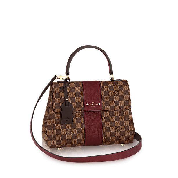 e7df69699fb Bond Street Damier Ebene in Women's Handbags collections by Louis ...