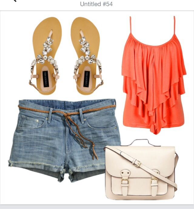 766763c638 Fashion Teen Juniors Cute outfits Cute clothes Floral Coral ...
