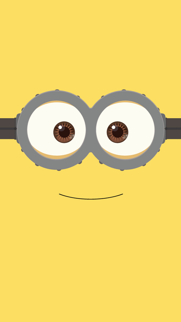Looking For An Ios 7 Wallpaper And Lock Screen Design That S A Little Out Of The Ordinary Turn Your Phone Into Your Minions Wallpaper Minions Disney Wallpaper