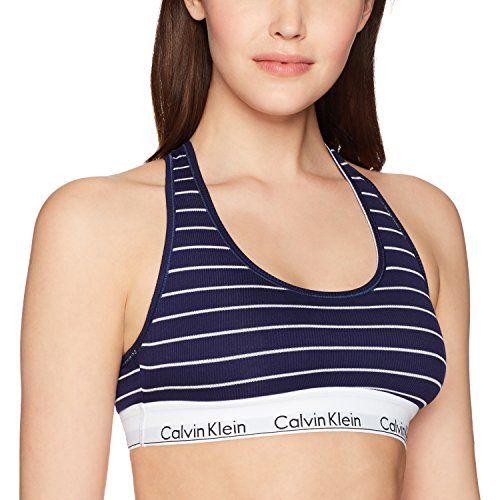 8e4fb7bf0c Calvin Klein Women s Modern Cotton Bralette