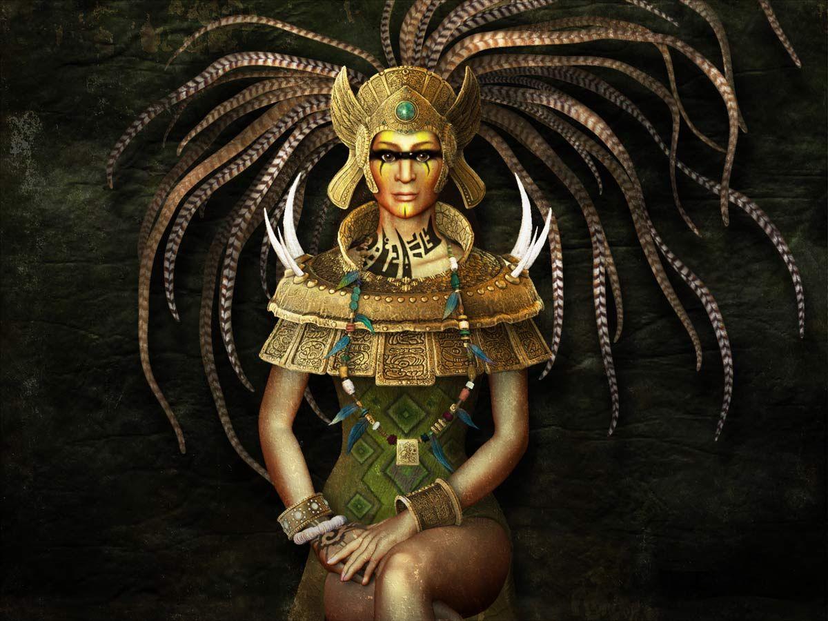 c657135645821a Mayan Jungle Queen