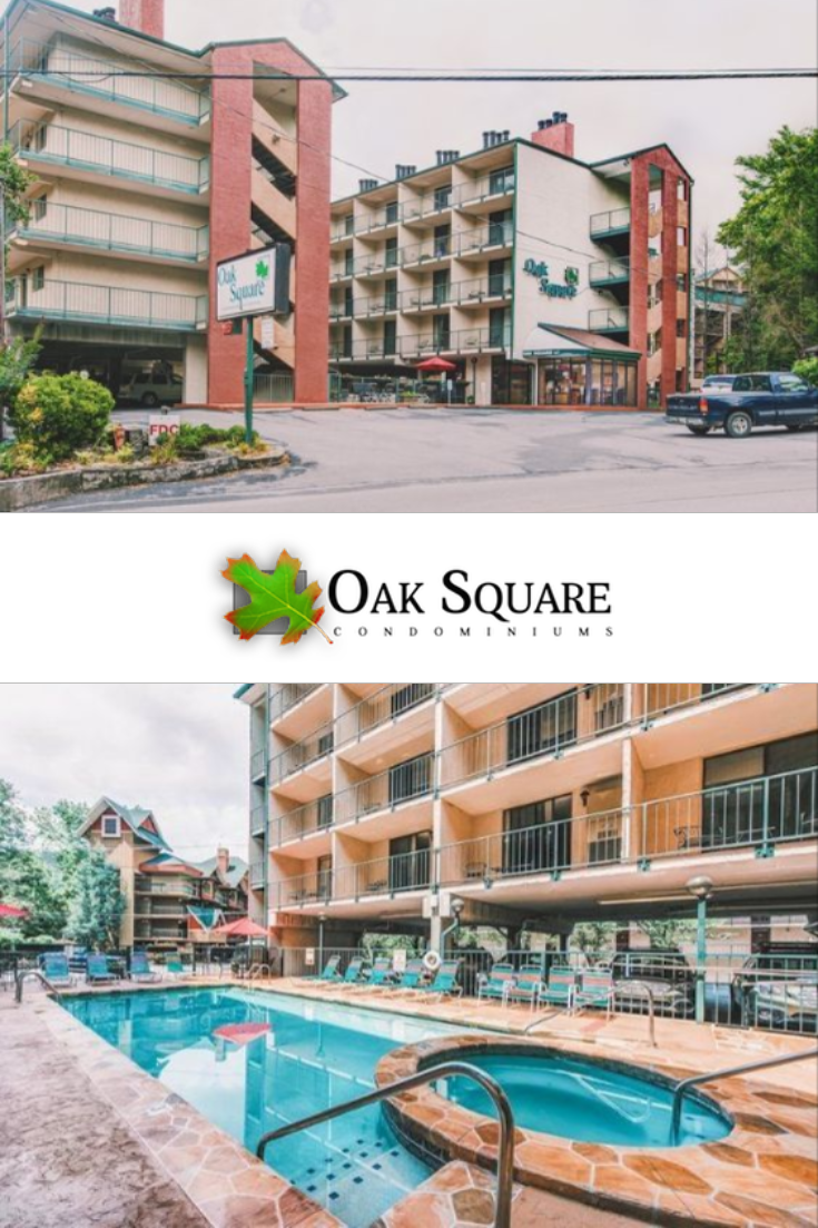 Oak Square Condos In Gatlinburg Gatlinburg Condos Outdoor Pool Area Condo