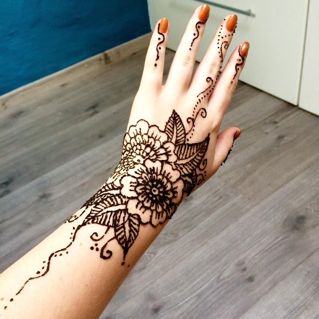 How long do henna tattoos last 75 inspirational designs
