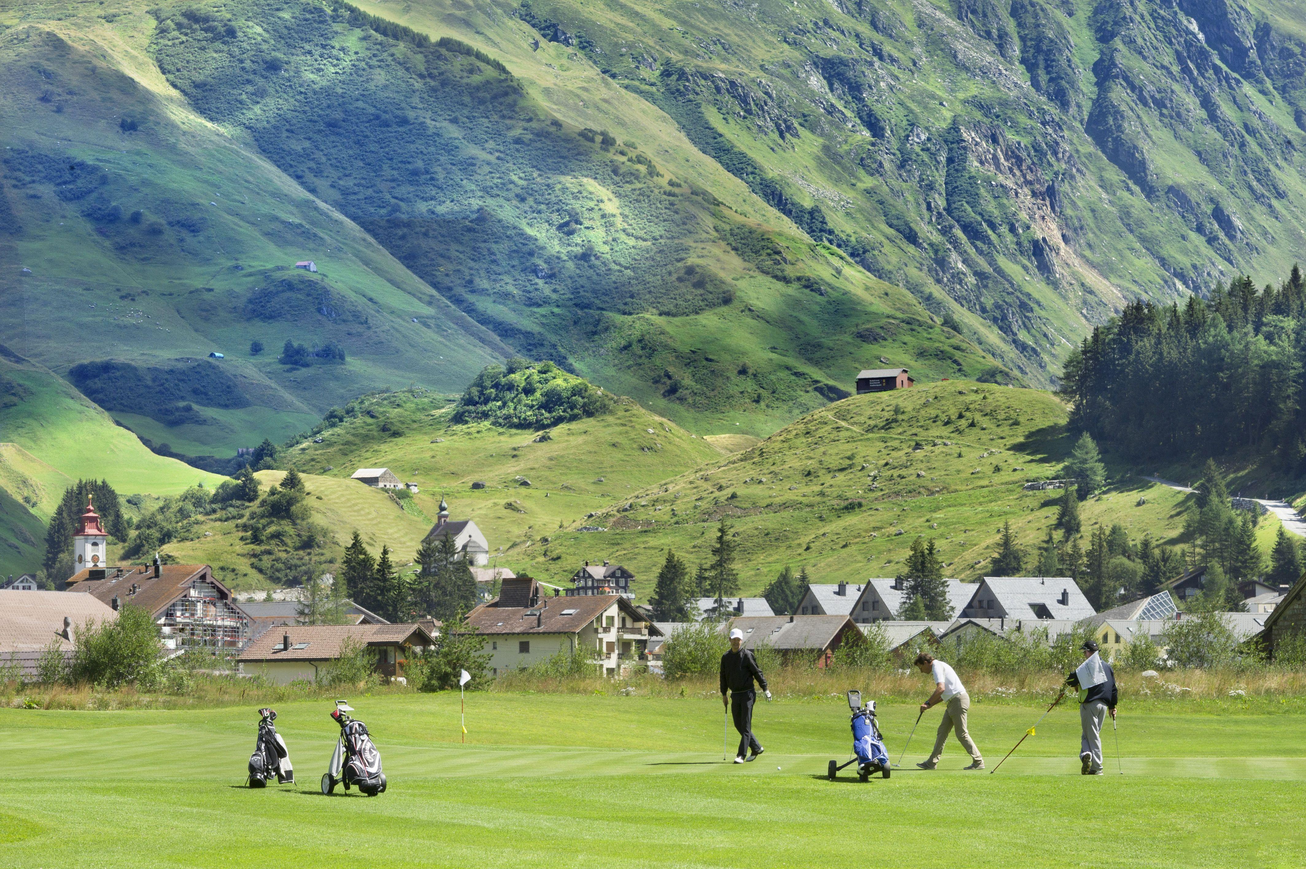 33+ Andermatt golf ideas in 2021