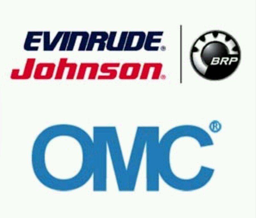 395040 OMC Evinrude Johnson IMPELLER HOUSING OMC Boat