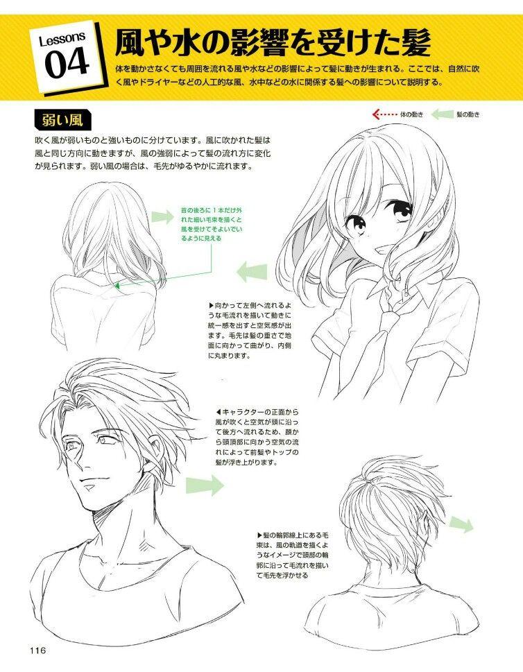 anime manga tutorial おしゃれまとめの人気アイデア pinterest ペプ 髪型のスケッチ スケッチのテクニック 顔のスケッチ