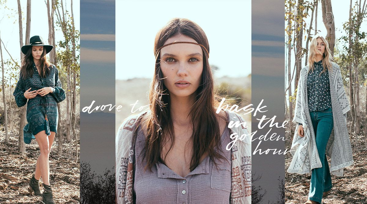 Far & Away Fashion Lookbook for Women at Free People