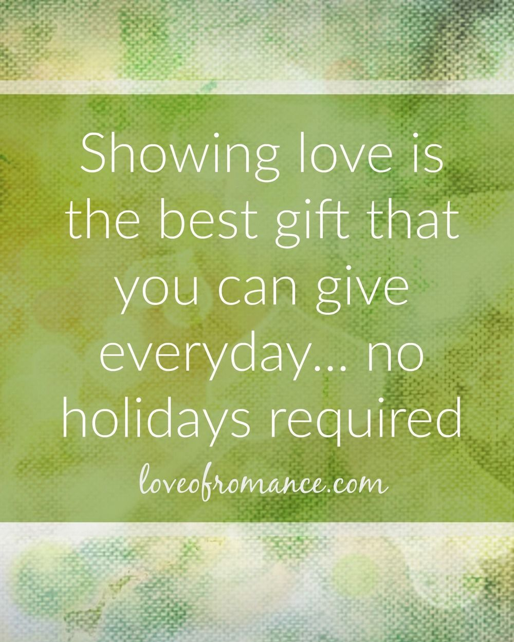 The Best Gift Quote  Gift quotes, Love and romance quotes