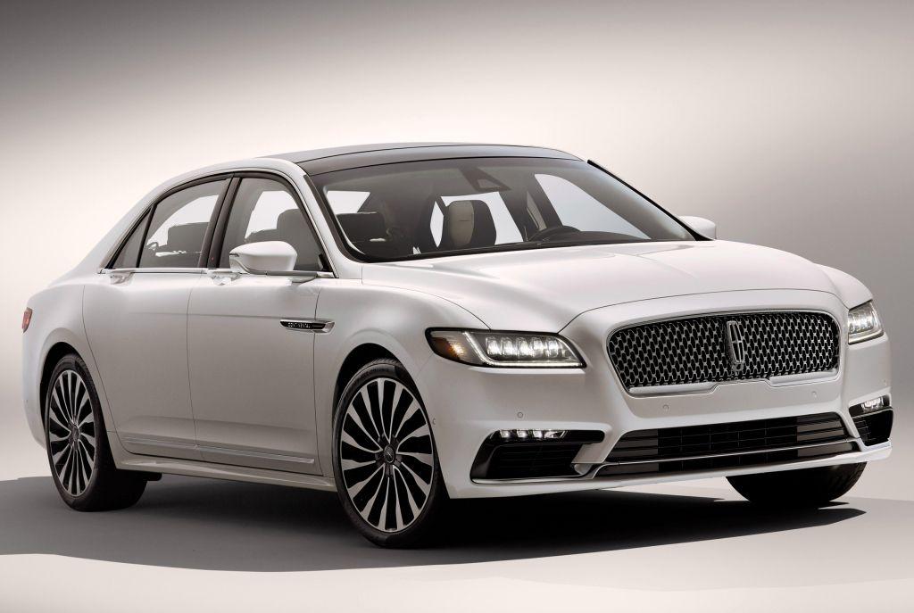 2017 Lincoln Continental 2016 Pagani Pinterest Lincoln