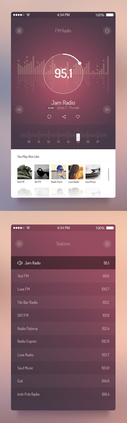 Amazing Mobile App UI Designs with Ultimate UX | Inspiration | Graphic Design…