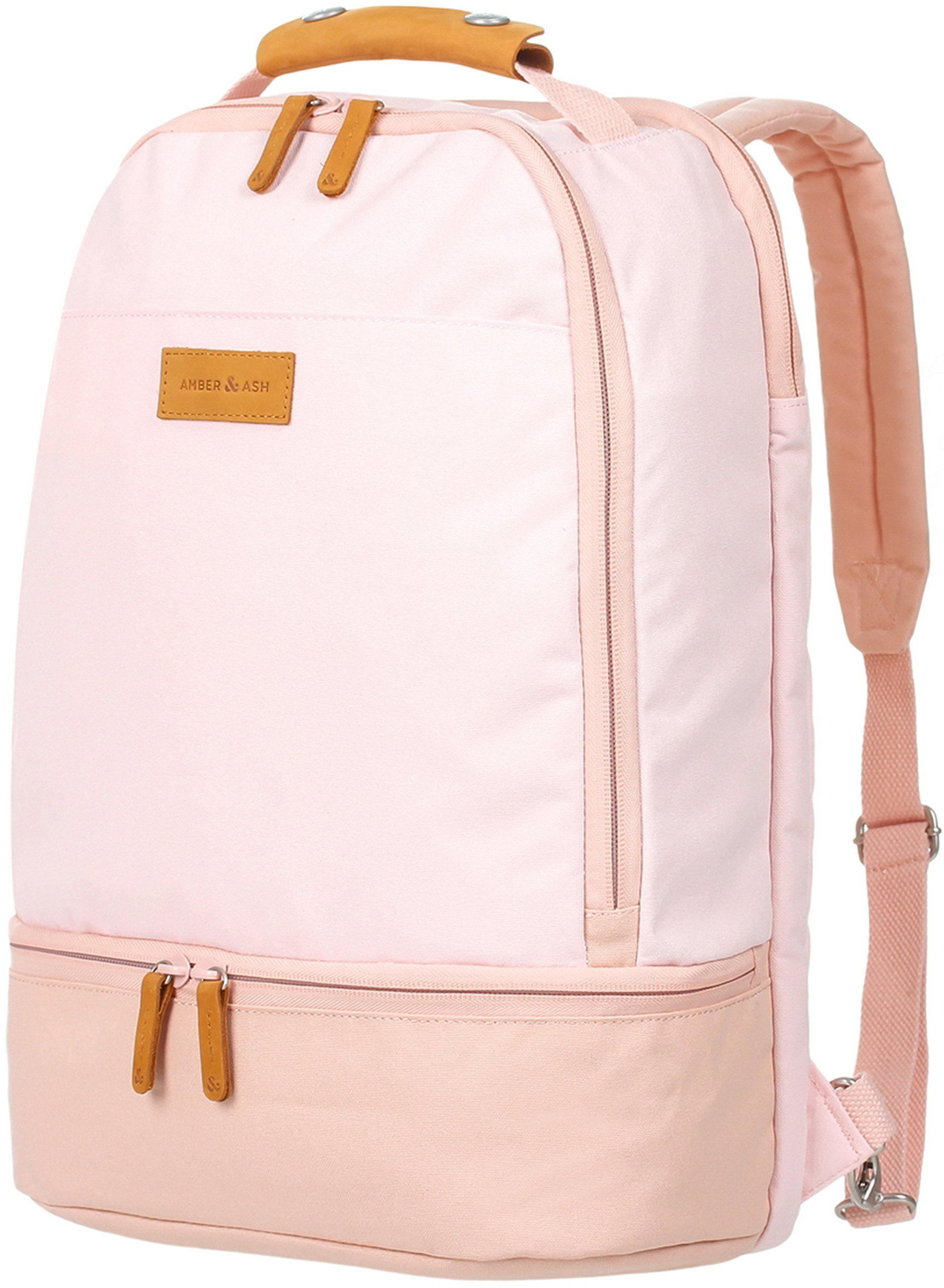 d32be36e53 Everyday Laptop Backpack AMBER   ASH Business Anti Theft Slim Durable  Backpack