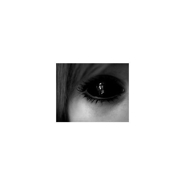 Jane The Killer is pretty! Subject Matter ❤ liked on Polyvore featuring eyes and contacts
