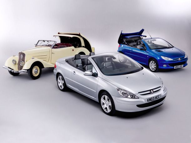Topical Advertising Old Vs New Part Two Peugeot Voiture Peugeot Peugeot 307