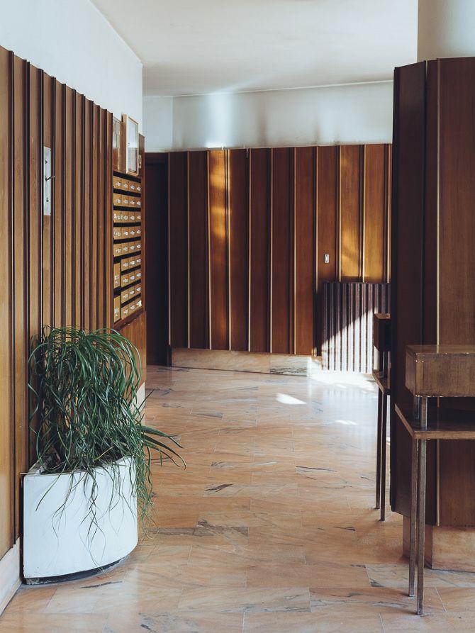 Avenue Parmentier Romain Laprade Photographer Retro Interior