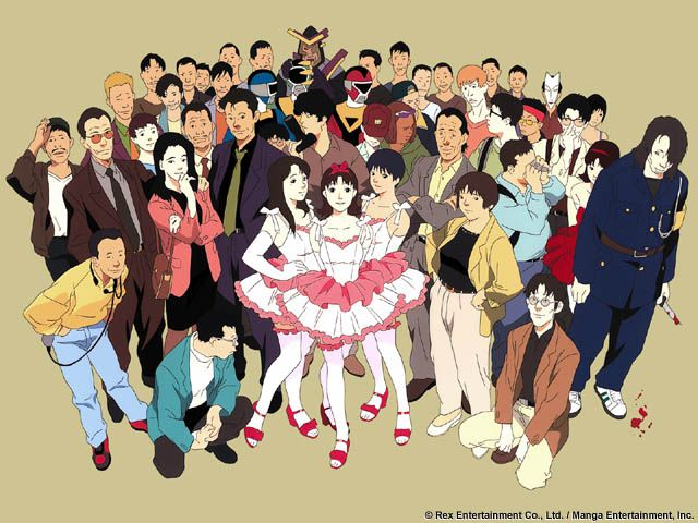 Perfect Blue Satoshi Kon Deserves Props For This One Psychological