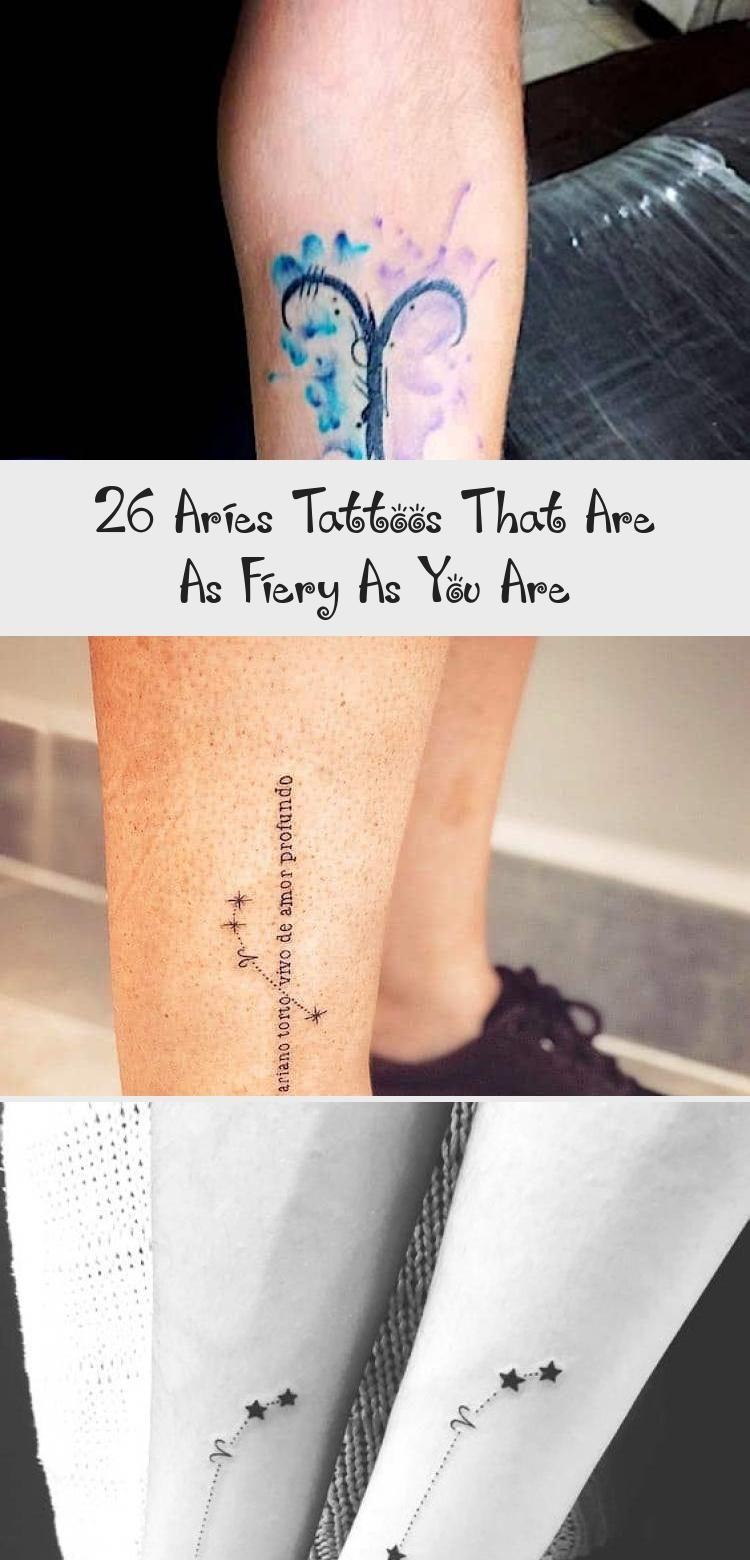 En Blog En Blog in 2020 Aries tattoo, Horoscope