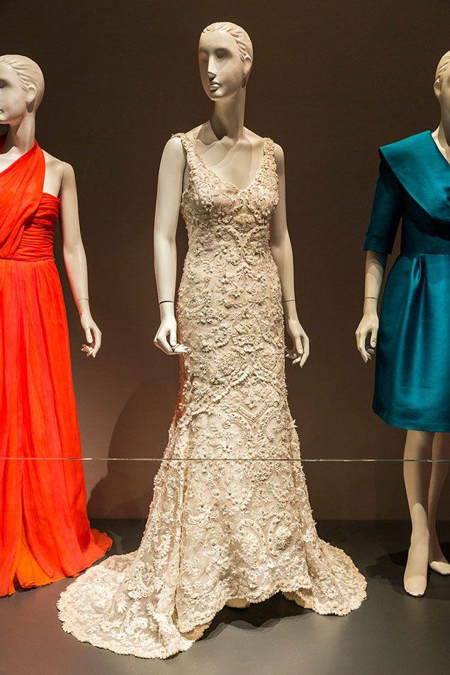 Get The Look Jenna Bush Hager S Wedding Gown Fashion Washingtonian Bride Groom