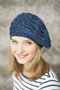 10 Free And Beautiful Beret Crochet Patterns Mad Hatters Corner