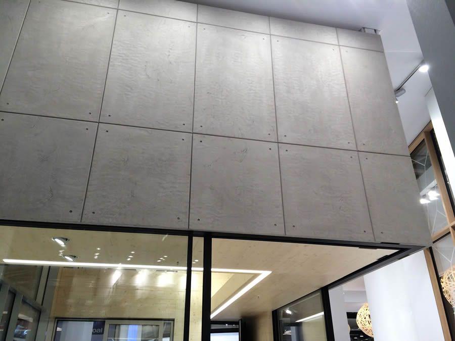 mdf platten mit betonoptik wohn design. Black Bedroom Furniture Sets. Home Design Ideas