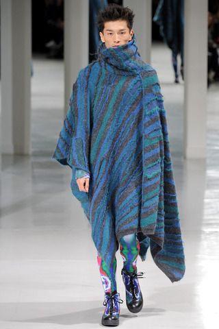 issey miyake - fall 2014 menswear - paris