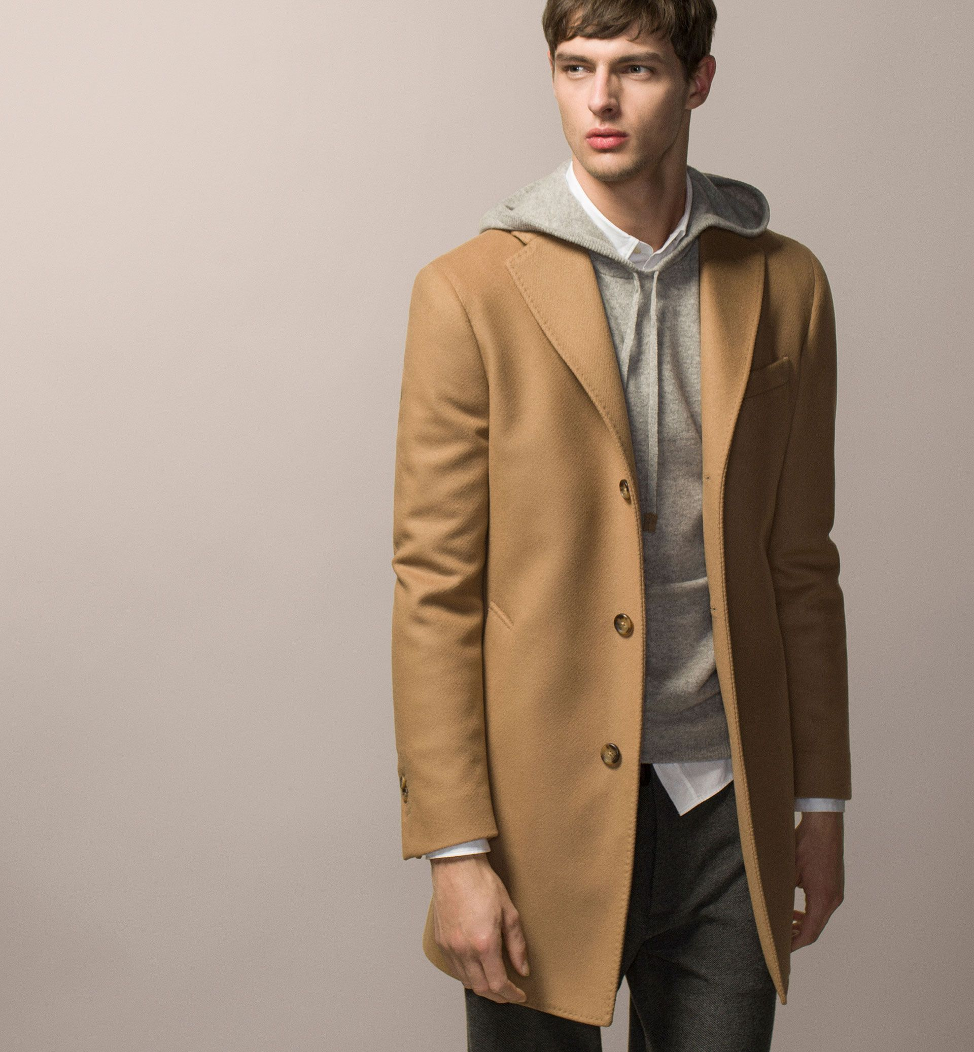 Mens jacket camel - Beat The Cold Weather Winter Coats To Splurge On Right Now Double Breasted Trench Coatcamel