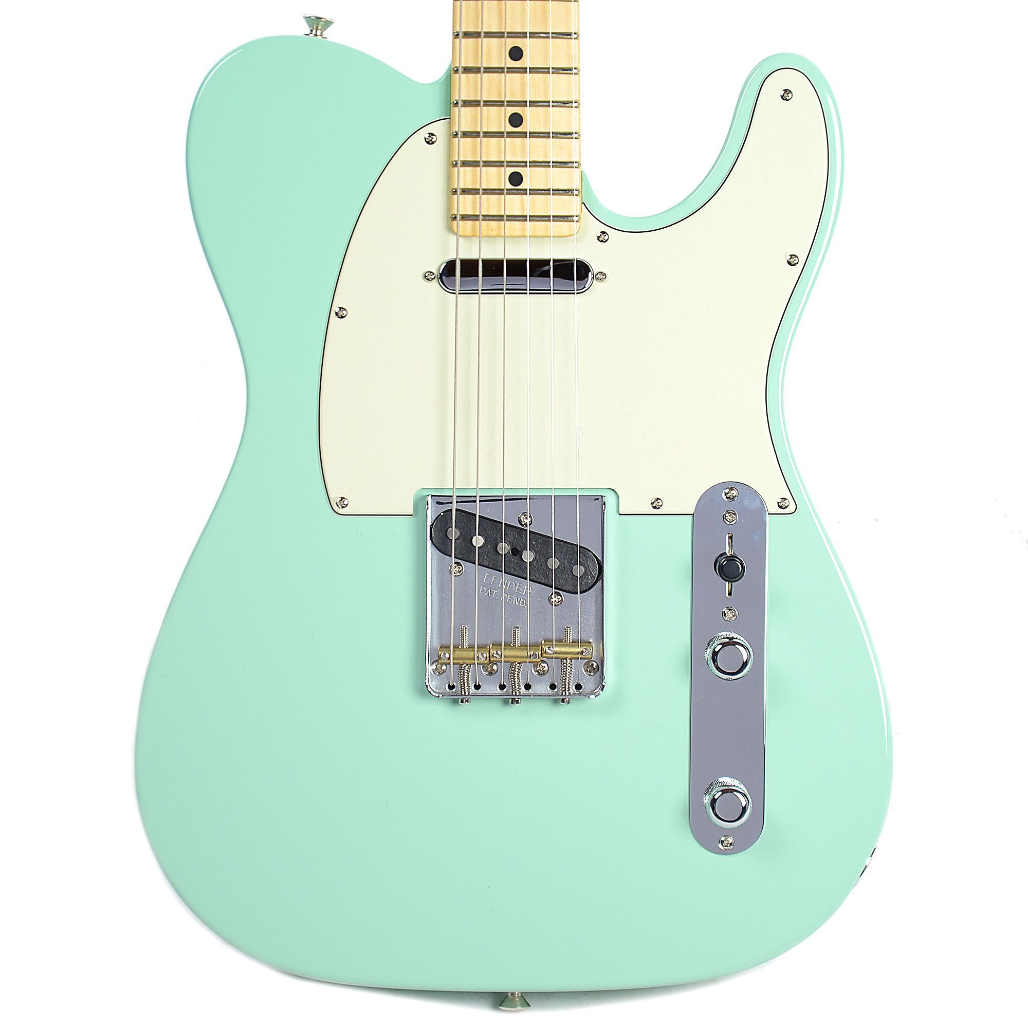 Fender American Special Telecaster MN Surf Green Limited