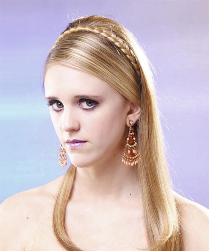 Easy Medium Hairstyles for Thin Hair