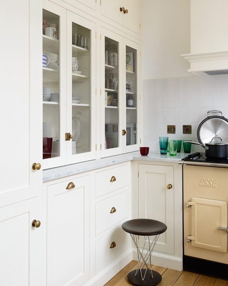 Shaker Kitchen in Clerkenwell, London. | Kitchen | Pinterest ...