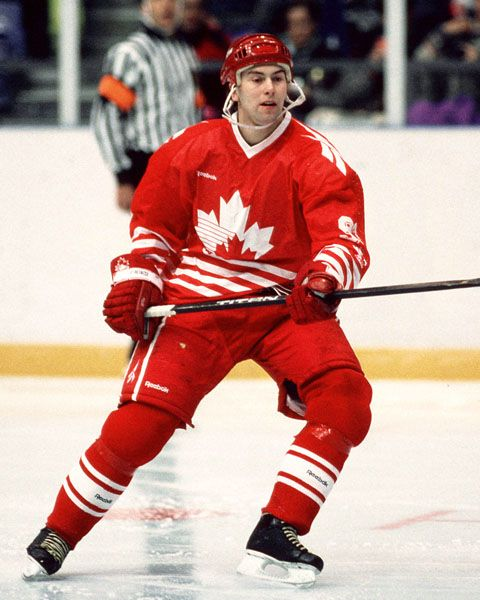 Petr Nedved- Makes Czech Rep Olympic Team for 2014!   wow!