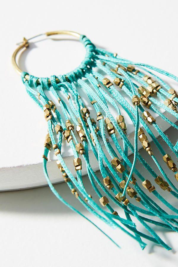 Lavina Hoop Earrings Earrings, Hoop earrings, Jewelry