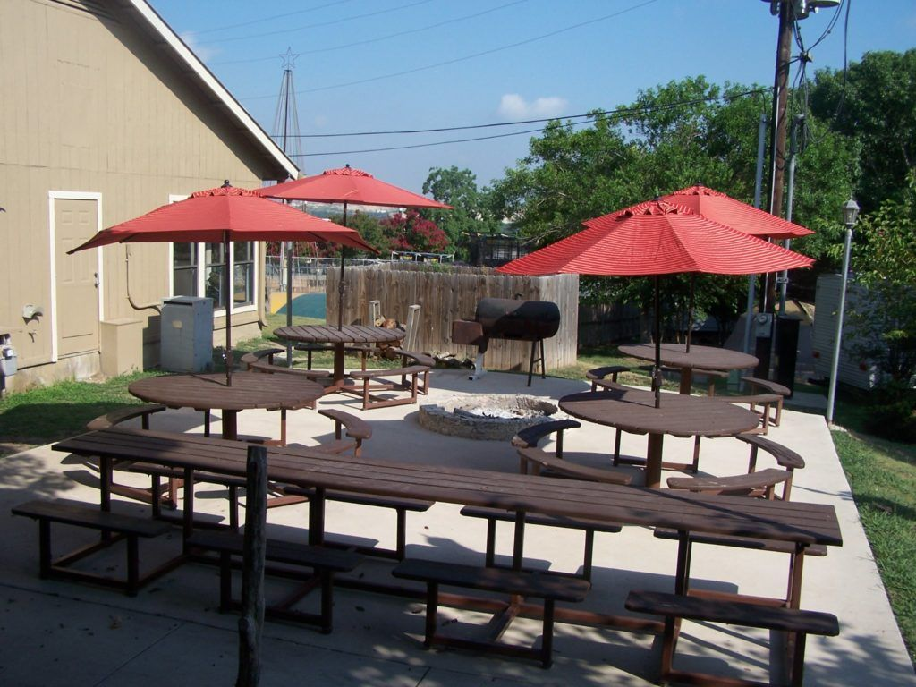 Enjoy Amenities Like A Swimming Pool Pet Area Picnic Area Sand Volleyball Court And More When You Stay At Hill Country Rv Picnic Area Swimming Pools Resort